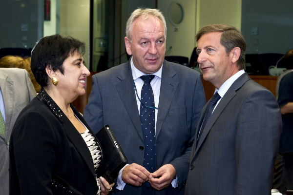 Cyprus Presidency of the Council of the European Union 2012 - Press